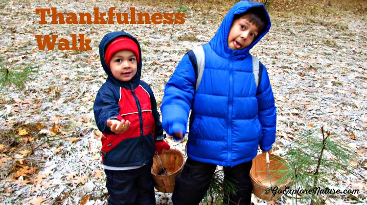 Thankfulness Walk