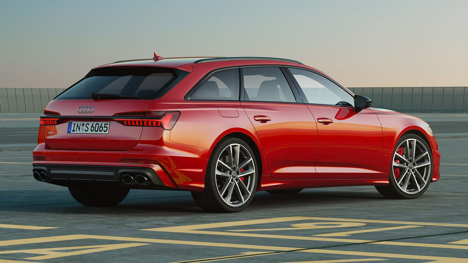 2019 Audi S6 Avant Diesel Bow Before Your New Wagon God With 516 Lb Ft Of Torque In 2020 Audi S6 Audi Wagon