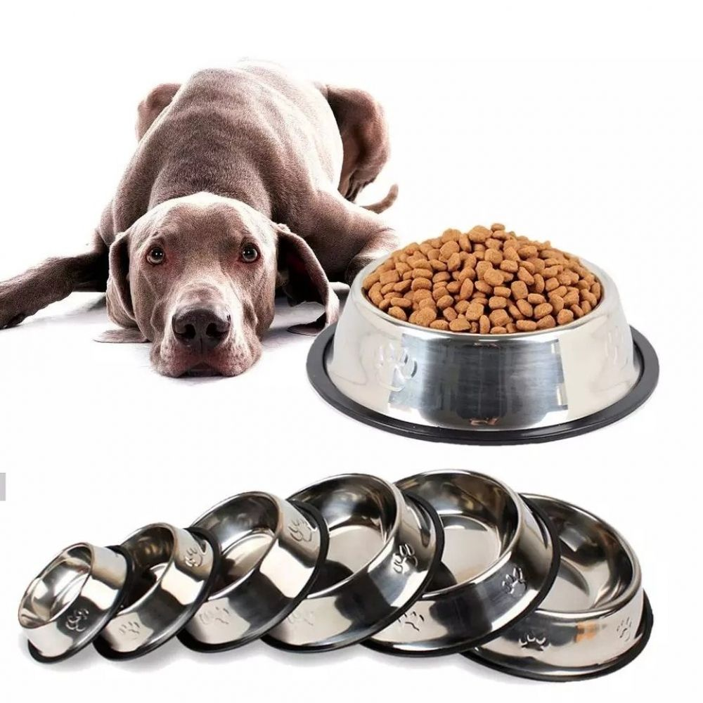 Supredog Stainless Steel Pet Food Bowl In 2020 Food Animals Pet