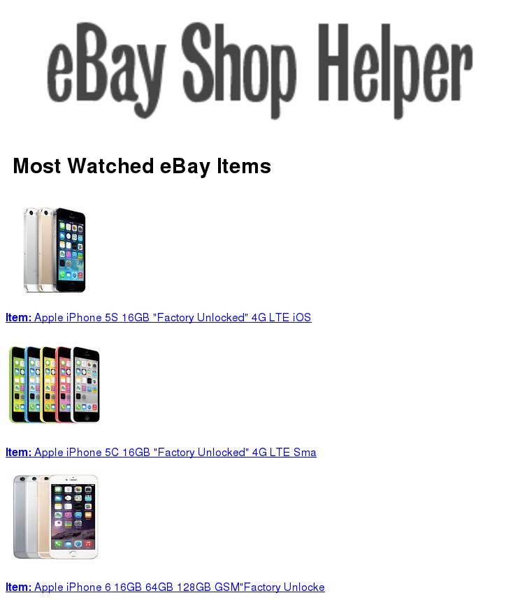 2017-05-15 16:35:34.604181 eBay eBayMostWatched SmallBiz BigData
