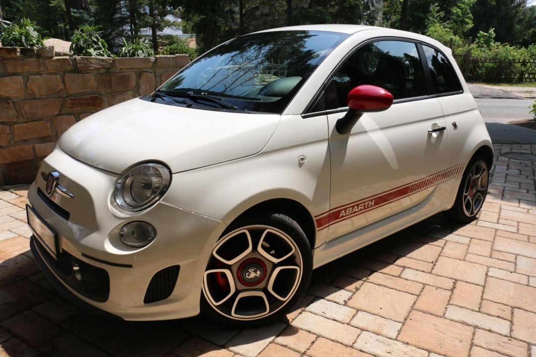 Fiat 500 1 4 16v Abarth Fiat 500 Small Cars City Car