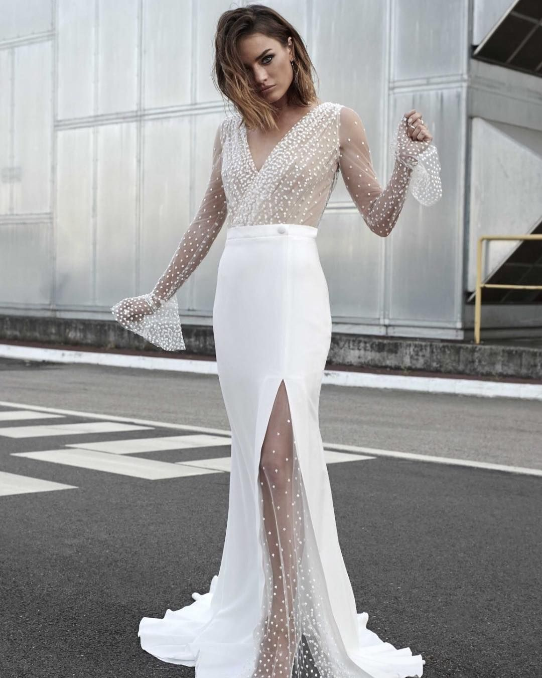 Our joni gown is already one of everyoneus fav during this bridal