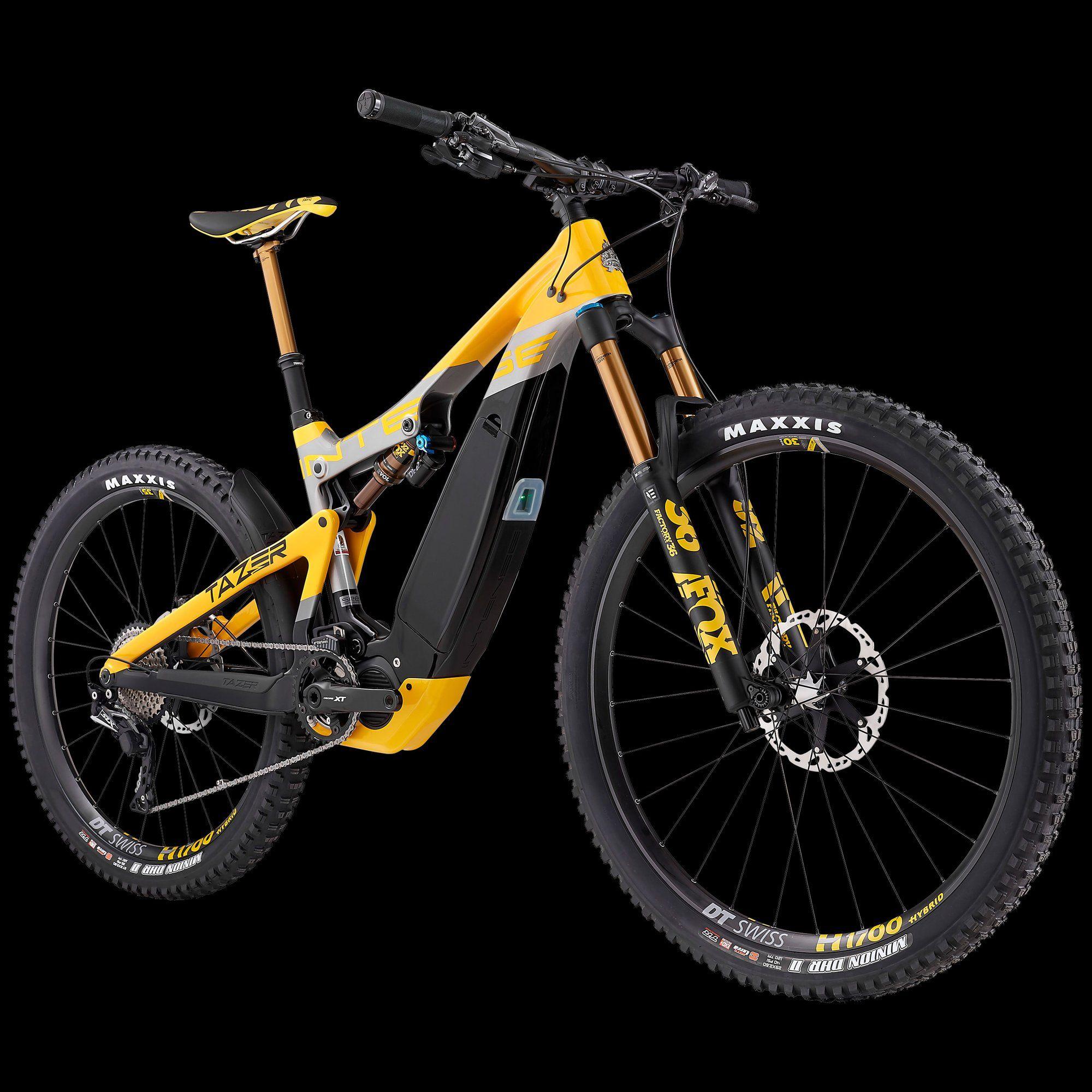 Tazer Pro Build Electric Mountain Bike Intense Bikes Bike