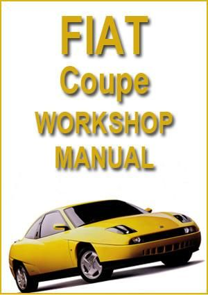 Fiat Coupe 1993 2000 Workshop Manual Fiat Coupe Fiat Fiat Models