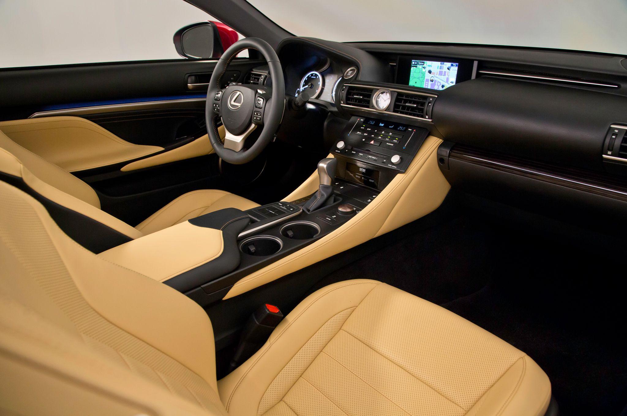 lexus 2015 interior. 2015lexusrcfsideprofile4 lexus 2015 interior