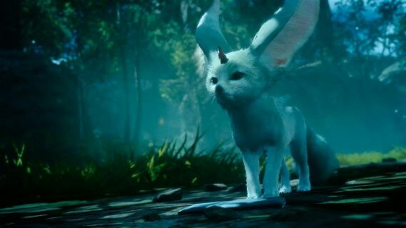Carbuncle from FFXV