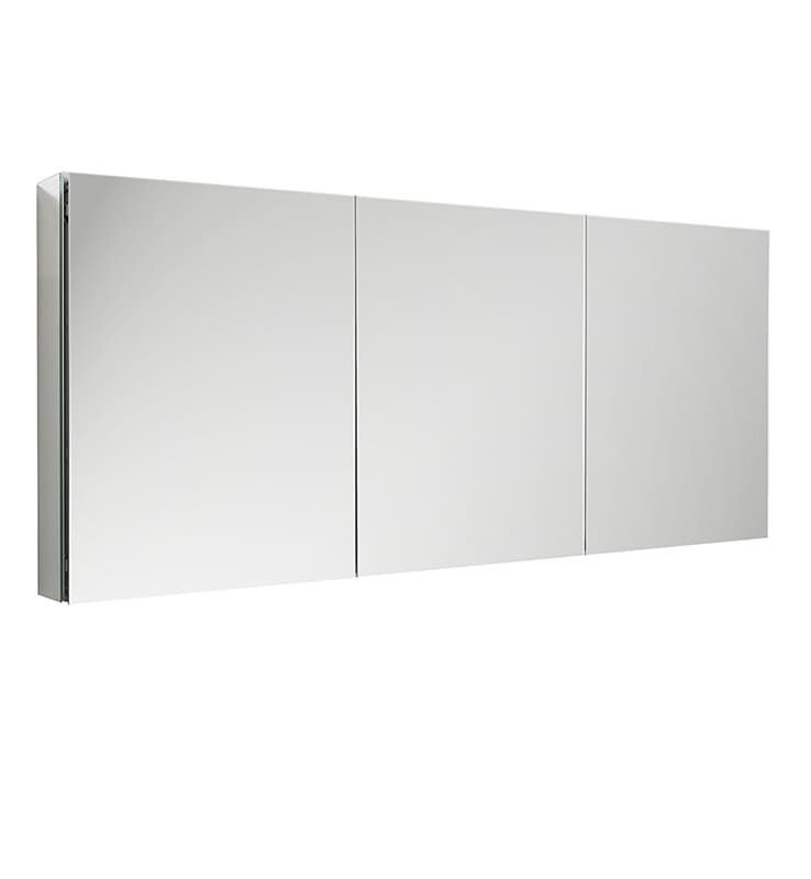 Fresca Fmc8020 Adjustable Shelving Medicine Cabinet Mirror Bathroom Medicine Cabinet