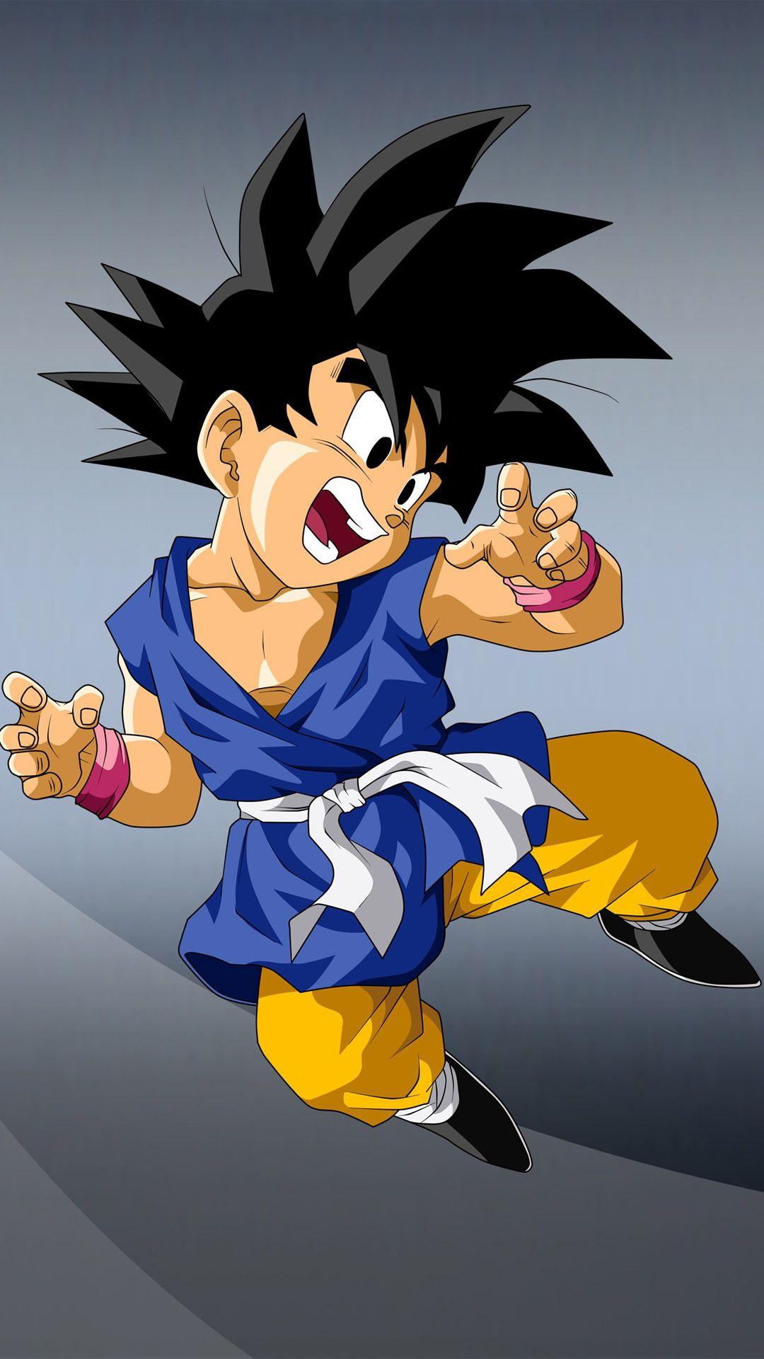 Kid Goku Wallpapers Group