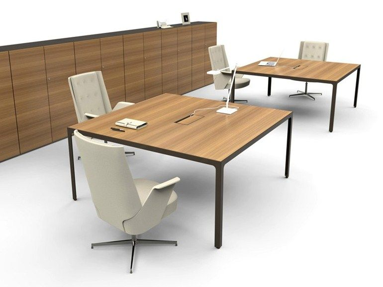 Estel Mobili ~ Amazing more square meeting table estel group with regard to