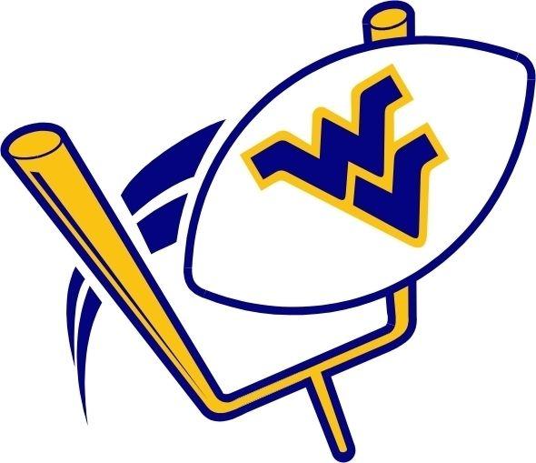 West Virginia Football Clipart | West Virginia