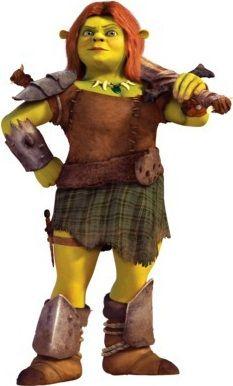 Princess Fiona Shrek Forever After C 2010 Dreamworks Animation Universal Pictures Princess Fiona Fiona Costume Shrek Costume