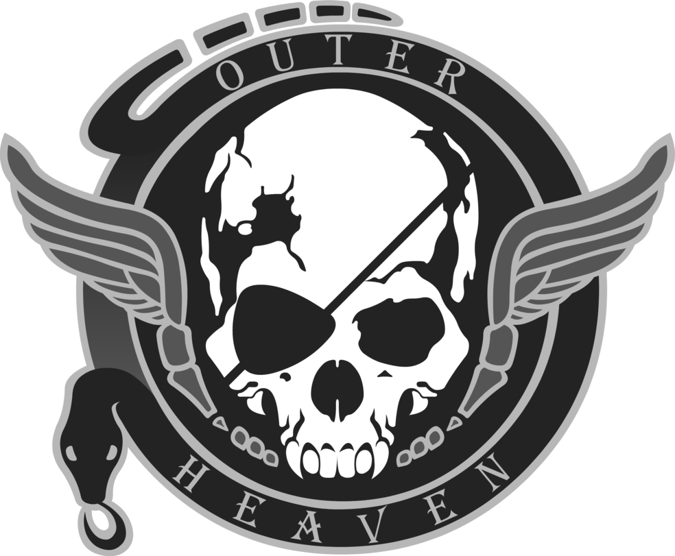 Outer Heaven By Doctor G Deviantart Com On Deviantart Metal Gear Metal Gear Series Gear Tattoo