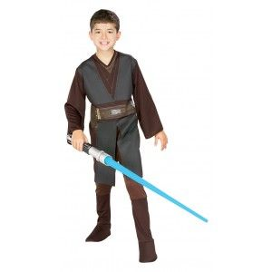 Straight From The Star Wars Universe, Introducing Our Lovely Anakin  Skywalker Children Costume. Young Padawan In The Movie, Anakin Will One Day  Become A ...