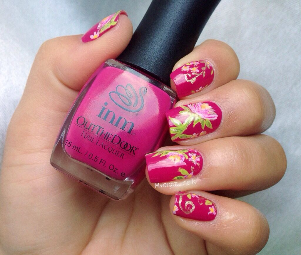inm foxy details are hand painted with nail polish only ig ...