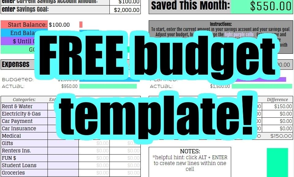 wwwdayhiked Easily track your spending with this awesome - Financial Spreadsheet For Small Business