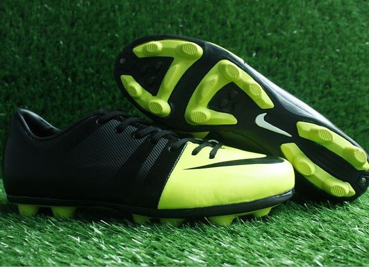 30216e481846 ... nike gs green speed hg mens hard ground soccer cleats with volt black