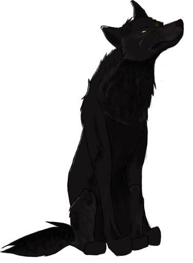 Black Wolf Bags & Handbags   Zazzle  Solid Black Wolf