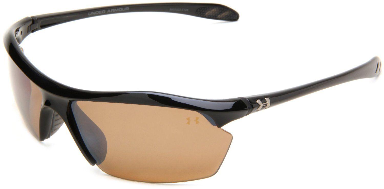 878878fa8b Under Armour Zone XL Polarized Multiflection Sport Sunglasses ...