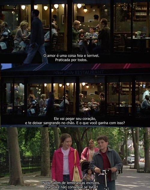 abc do amor frases do filme - Pesquisa Google | Filmes | Pinterest ...