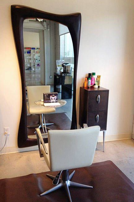 The 100 Best Salons In The Country Hair Salon Decor Home Hair Salons Home Salon
