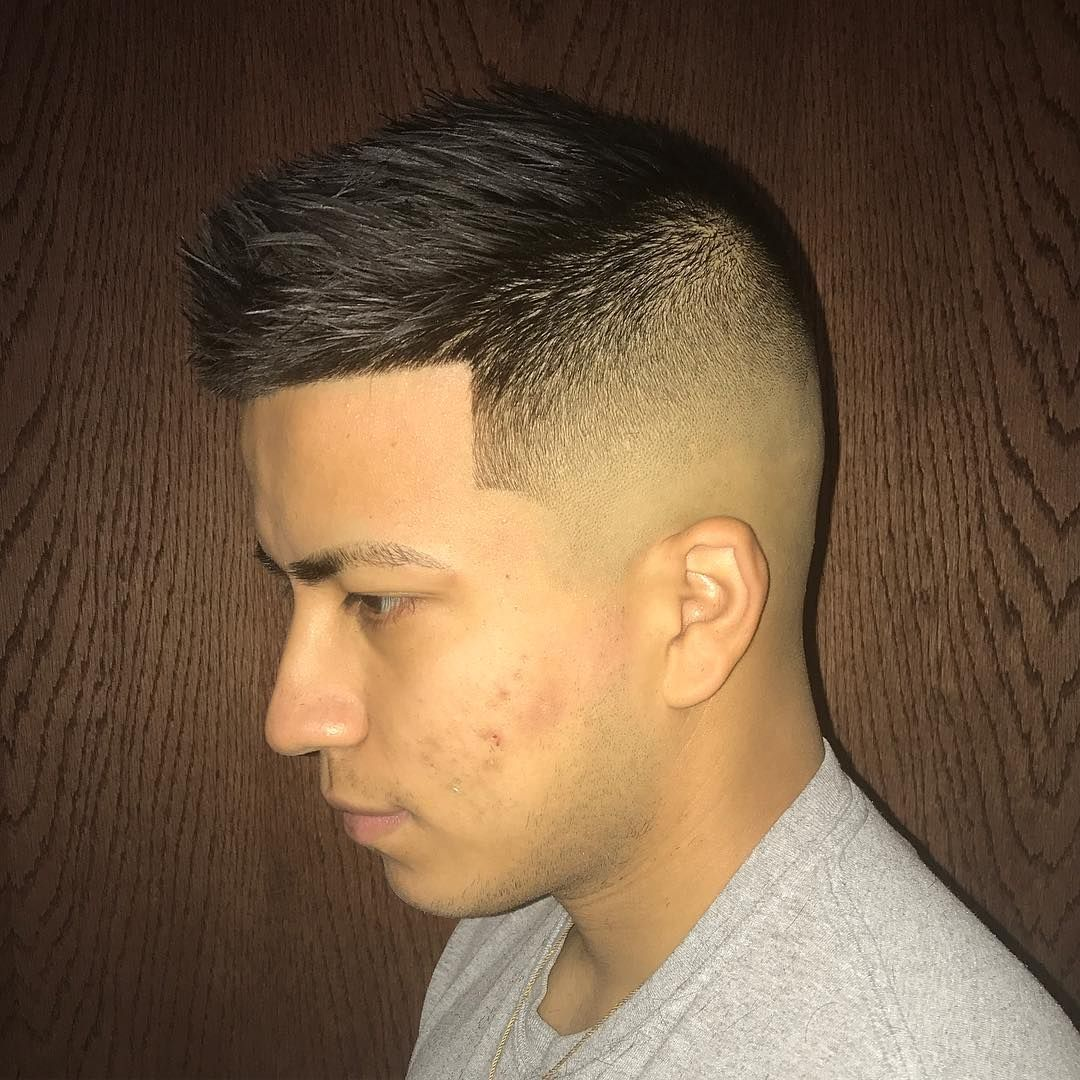 Cool 50 Classic Marine Haircuts For Men Serving In Style Trends