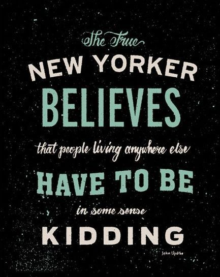 I Love New York Quotes