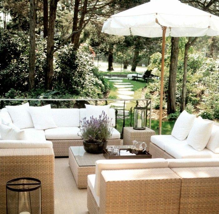 Garten Sitzecke 99 Ideen Wie Sie Ein Outdoor Wohnzimmer Gestalten Raum Im Freien Leben Unter Freiem Himmel Aussenwohnbereiche