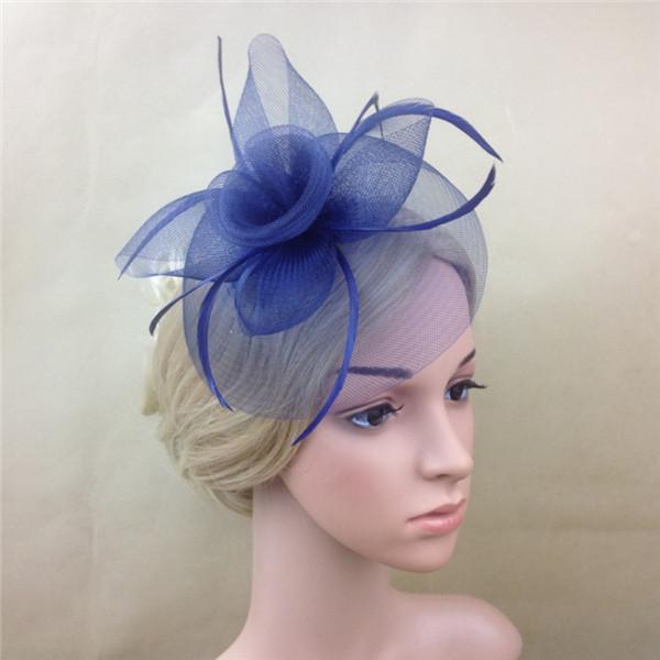 1b4ec05e834 Ladies Elegant Fascinator Hat Clips Hairpins Hair Accessories ...