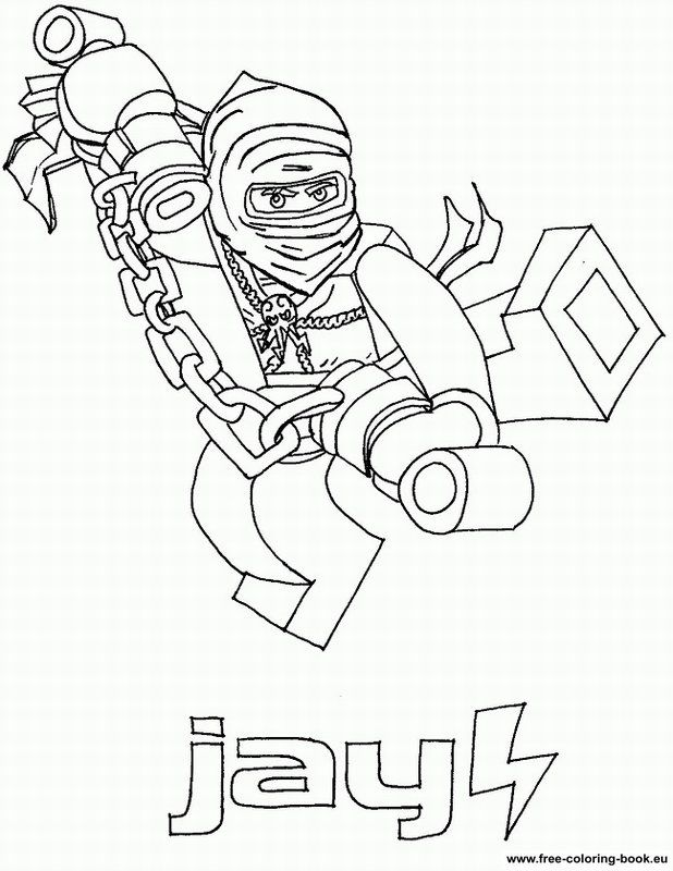Coloring pages Lego Ninjago - Printable Coloring Pages Online- maybe ...