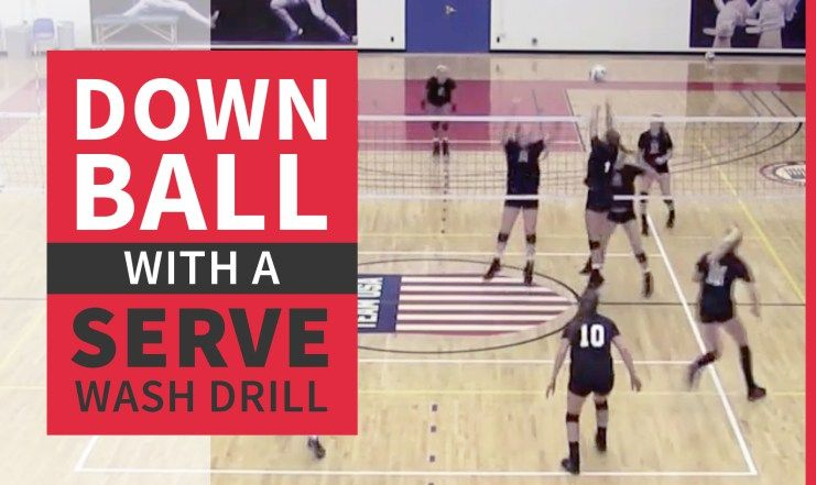Agility Exercises For Volleyball Players The Art Of Coaching Volleyball Coaching Volleyball Volleyball Practice Volleyball