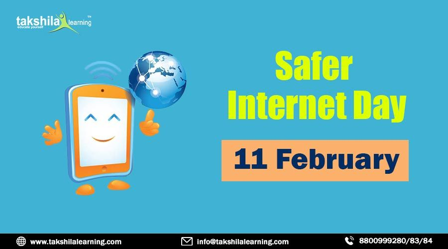 Safer Internet Day 2020 11th February Know Here In 2020 Safe Internet Online Security Online Education