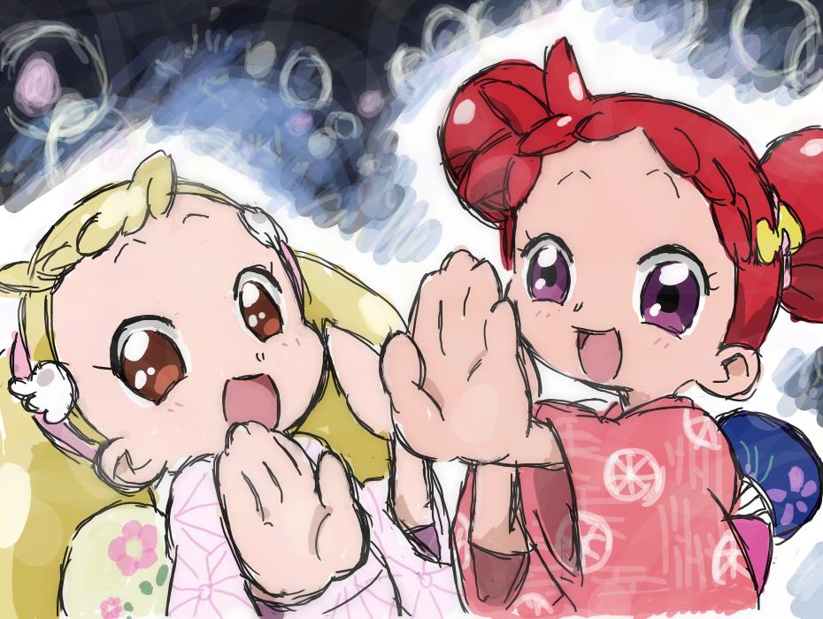 「おジャ魔女ついったまとめ その7」/「makopiiii」の漫画 [pixiv]