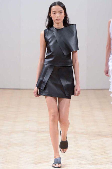 J.W. Anderson Spring/Summer 2014  #jwanderson #lfw #londonfashionweek #springsummer #fashionweek #2014 #ss14 #fashion #catwalk #runway #fashionshow #model