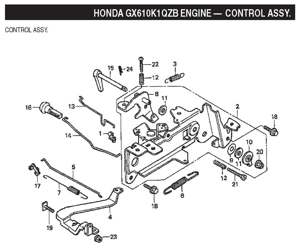 Honda Goldwing Engine - Wiring Diagram And Fuse Box
