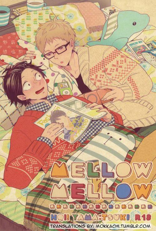 R18] Haikyuu!! DJ - Mellow Mellow (Tsukishima x Yamaguchi