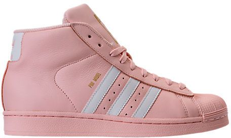 huge selection of 76893 63e84 Adidas Girls  Grade School Pro Model Casual Shoes - little girl sneakers - pink  adidas - girls sneaker  ad