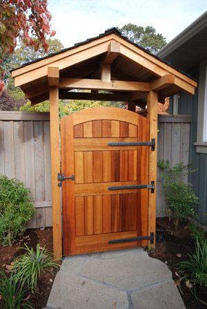 Quality Bronze Door Hardware Gate Hardware Antique Door Hardware Coastal Bronze Outdoor Gate Wooden Garden Gate Wood Gate
