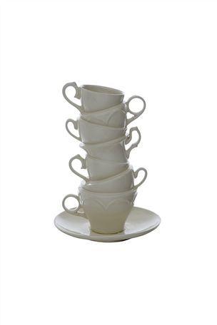 Next Stacked Teacup Vase Home Pinterest Teacup Uk Online And