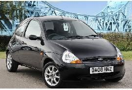 Ford Ka Hatchback 3 Door 1 3 Zetec Climate Cars For Sale Used