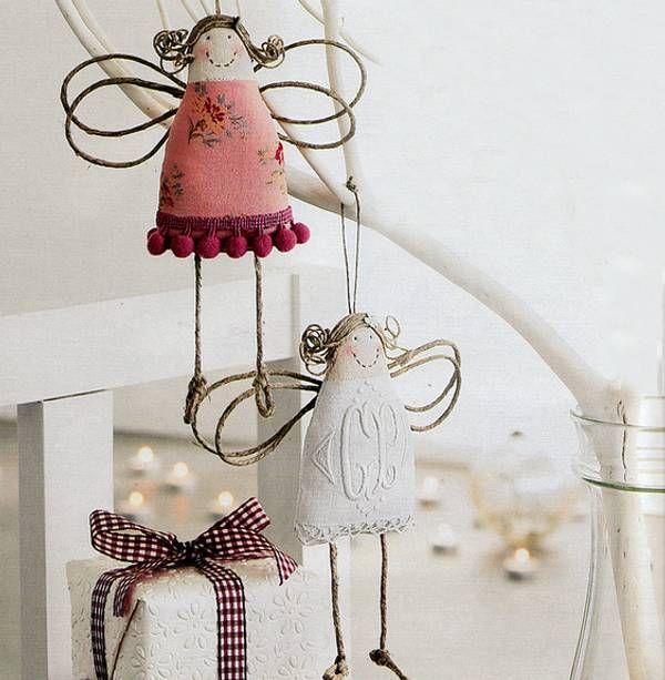 Ideas originales para la decoraci n de navidad navidad - Adornos navidad originales ...