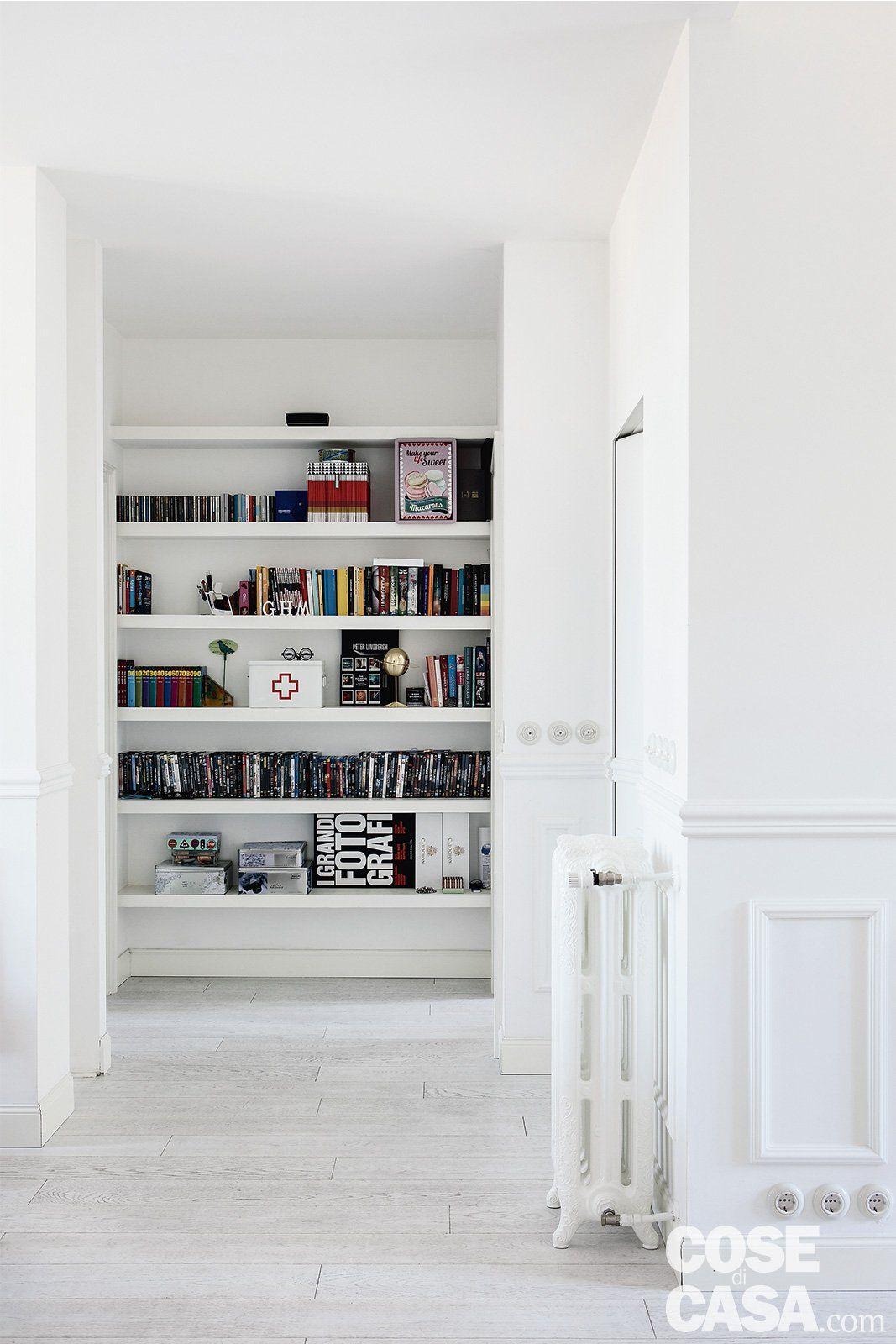 85 mq: una casa in stile classico contemporaneo | essential ...