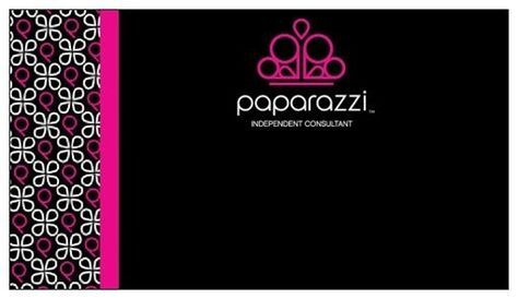 Paparazzi Accessories Business Cards Unitedfashionistas Businesscards Jewelry Business Card Paparazzi Paparazzi Logo