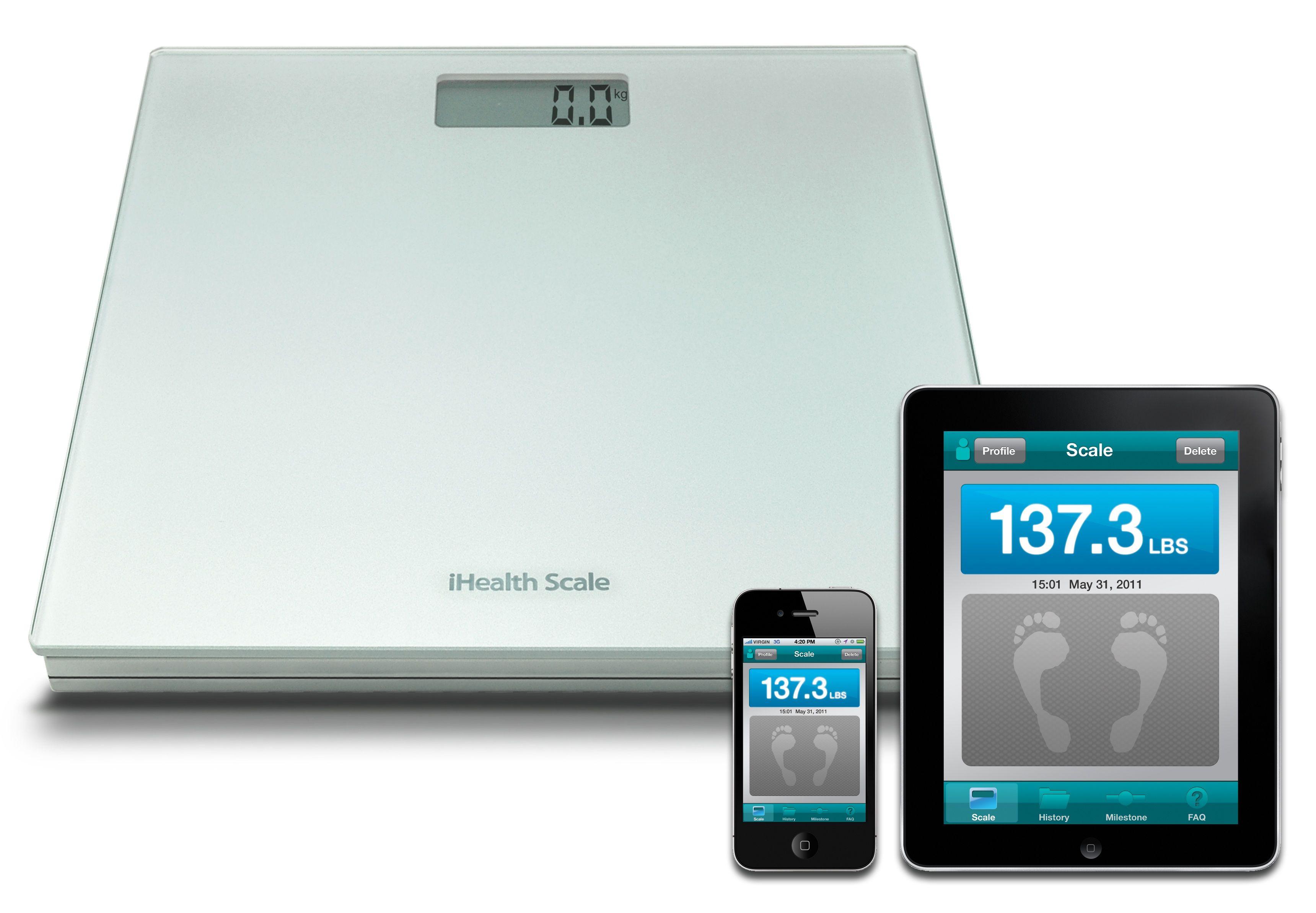 iHealth Scale for iPhone®/iPod®/iPad® Digital scale