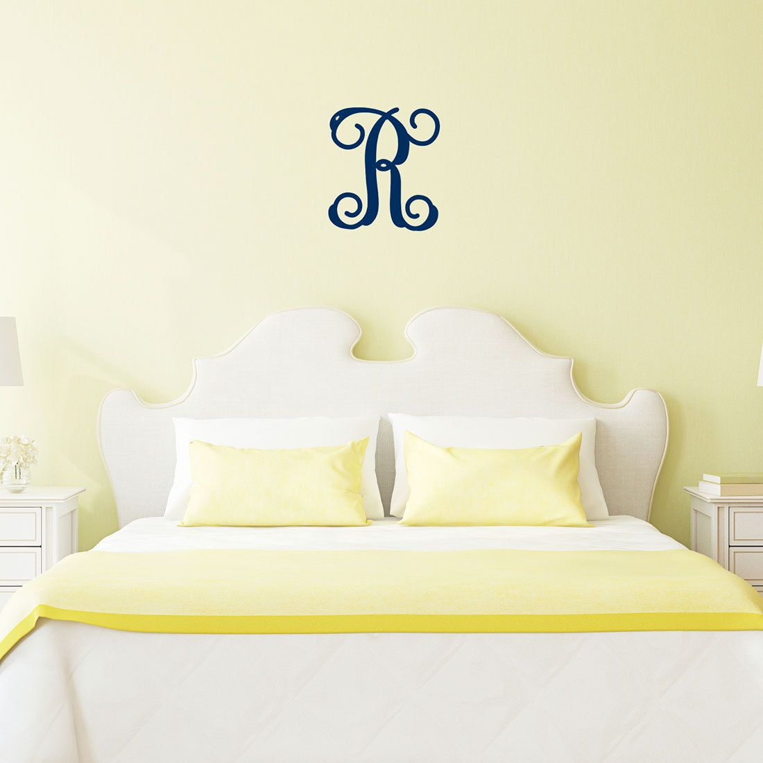 Single Initial Wooden Monogram by southerngirlthreads.com | Our ...