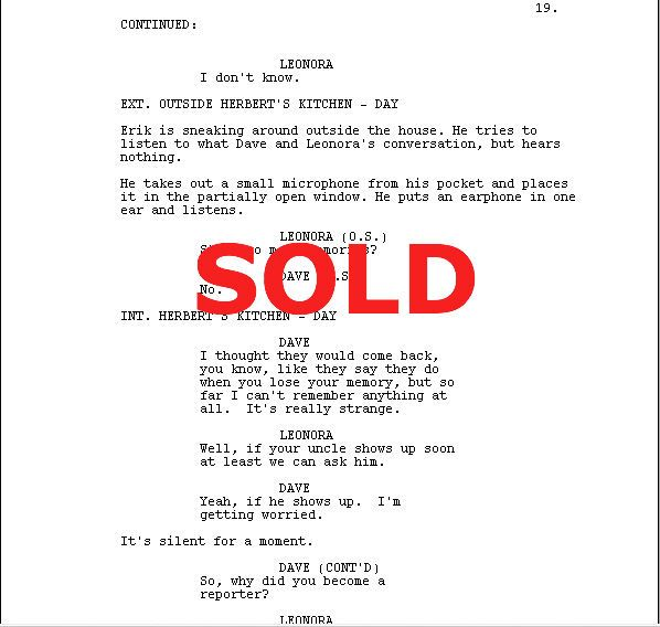 Expert Tips On How To Sell A Screenplay The Simple Way  Success