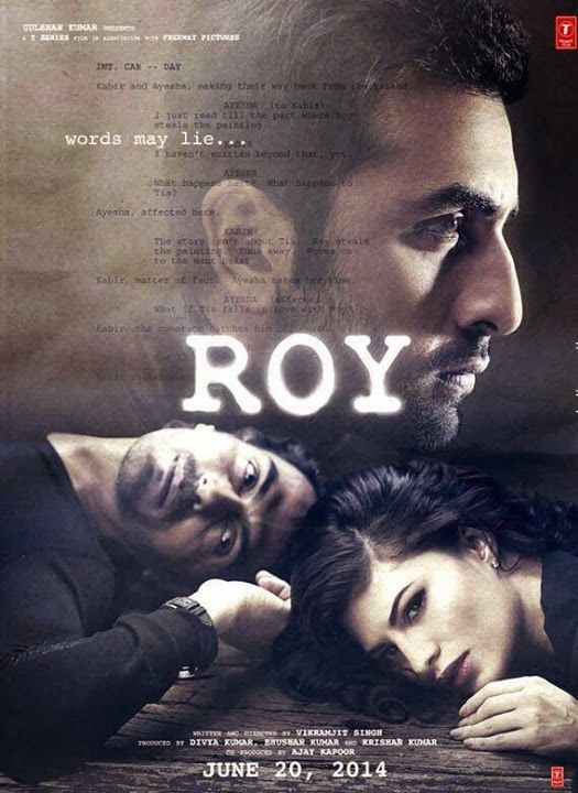 Roy (2014) Bollywood Movie Release Date and full cast and crew