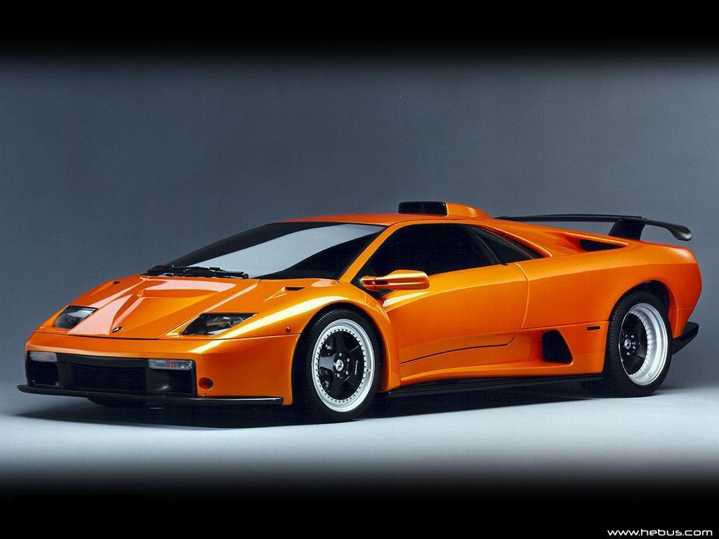 Bon Allow Me To Offer A Modest Proposal: Replace All Cars With Lamborghini  Diablo GTs.