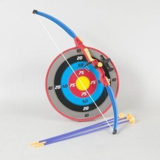 factory price new design discount shop Amazon.com: Kings Sport Toy Archery Bow And Arrow Set for ...