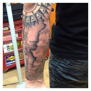 Ink361 The Instagram Web Interface Map Tattoos Tattoos Instagram