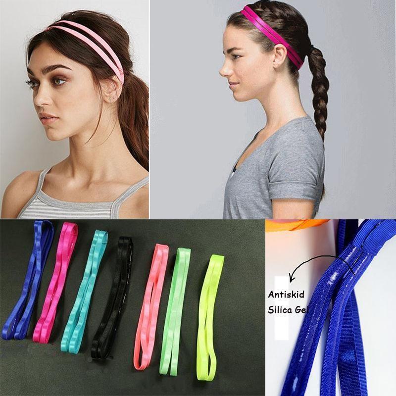 Slim Lightweight Two-Tone Headband Colourful Hair Accessory with Teeth